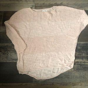 Lou & Grey sweater Sz s light weight